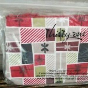 Thirty One NWOT Thermal Zipper Pouch